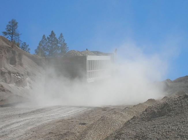 Fugitive Dust Control Law at Quarries