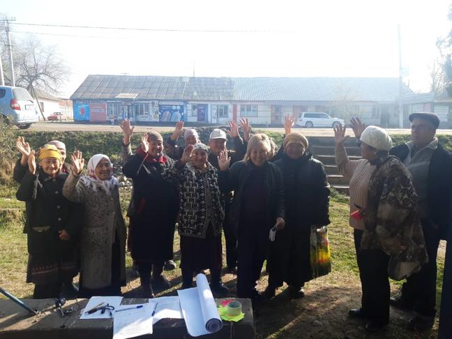 Этап 3. Голосование и отбор приоритета Нуржанов