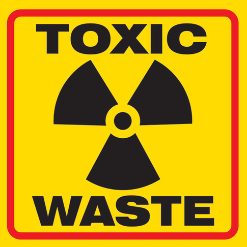 Work to eliminate the use of toxic products