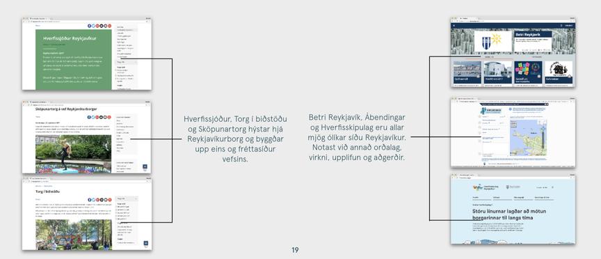 Gegnsærra aðgengi að lýðræðislegum verkferlum