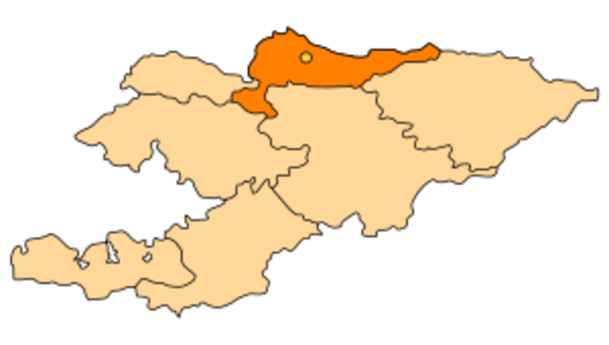 Чуйская область