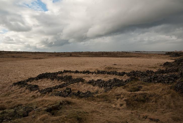 Áningarstaður við Garðastekk