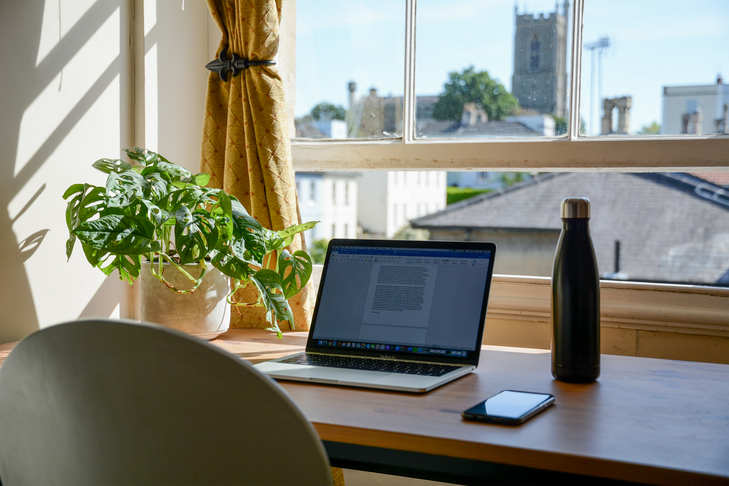 More flexible working between home and office