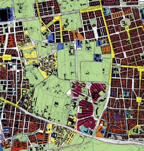 Comprensorio Casilino SDO: nuovi spazi verdi per la comunità