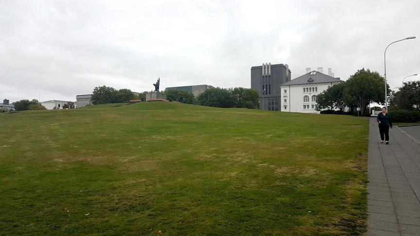 Grænni Reykjavík