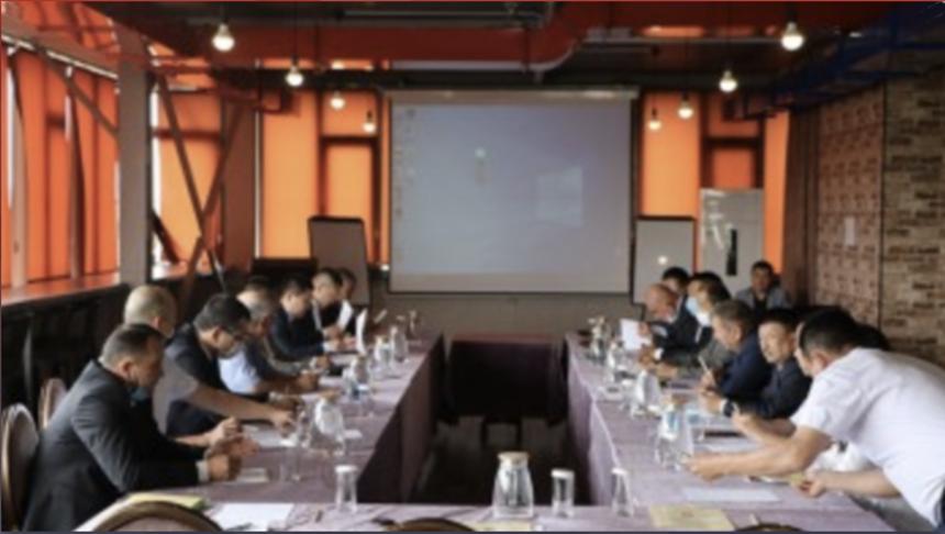 Координационный комитет по проекту (ККП) – CSP