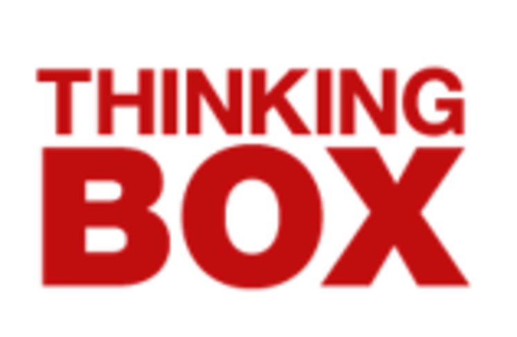 Checkout Thinking Box – A book club but with videos