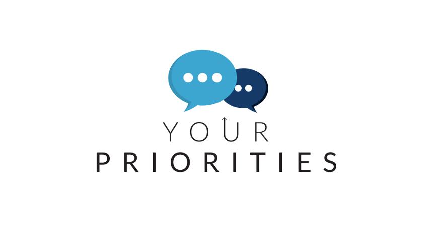 Your Priorities