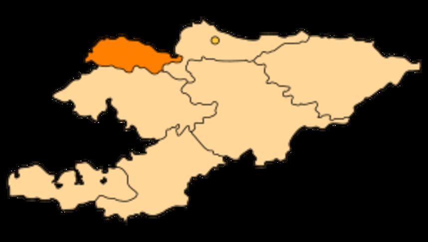 Таласская область