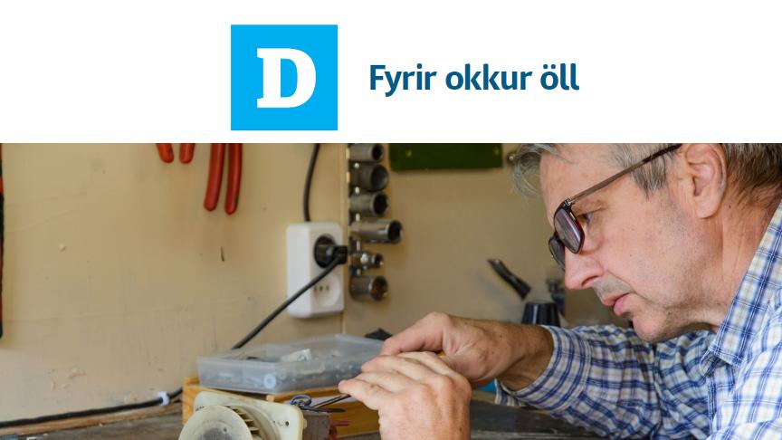 Við ætlum að hækka frítekjumarkið strax í 100 þúsund krónur