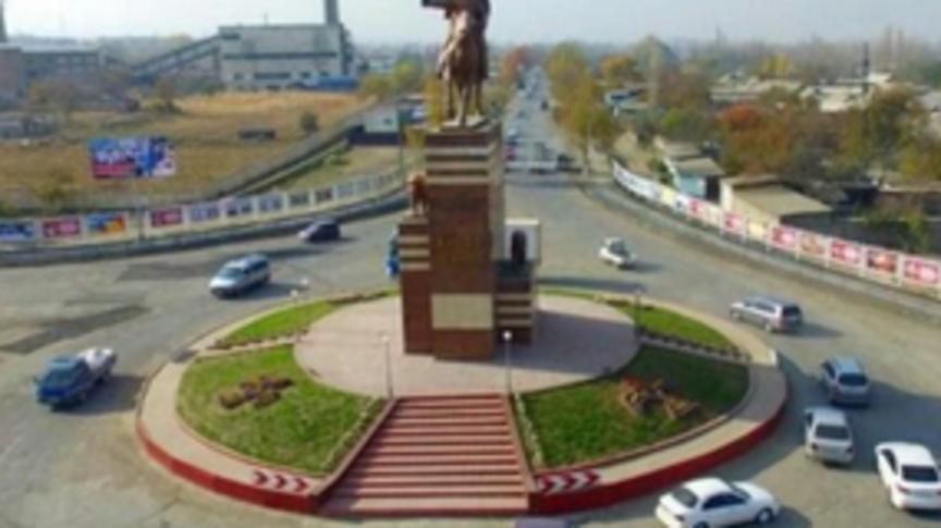 г. Кызыл-Кыя АА