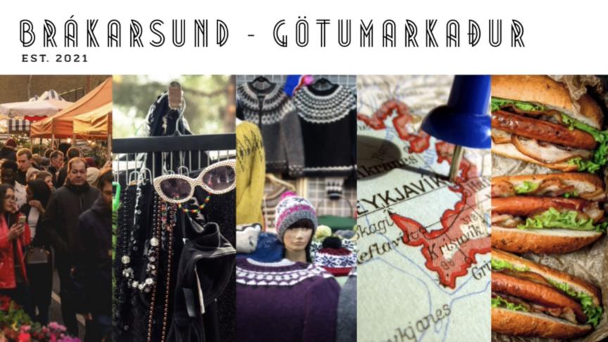 Brákarmarkaður + Lokun á Skipasundi & Efstasundi við Brákars