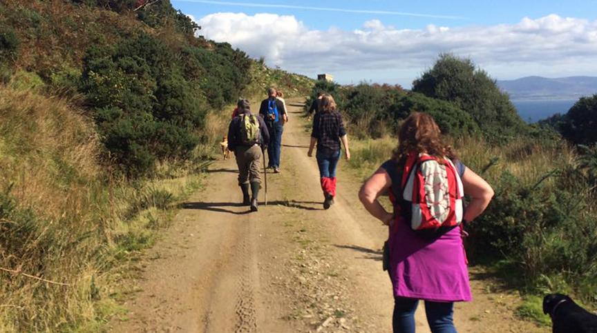 Explore Kintyre & Gigha Walking Festival