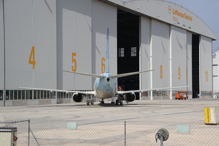 New investments at Malta International Airport