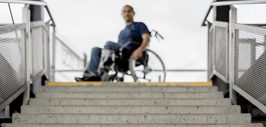 Toegankelijkheid voor mensen met een beperking