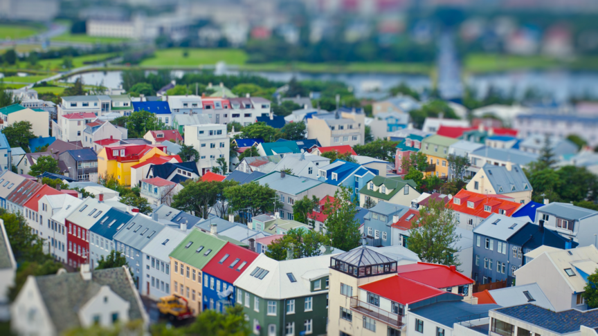 Viðbrögð almennings á Íslandi