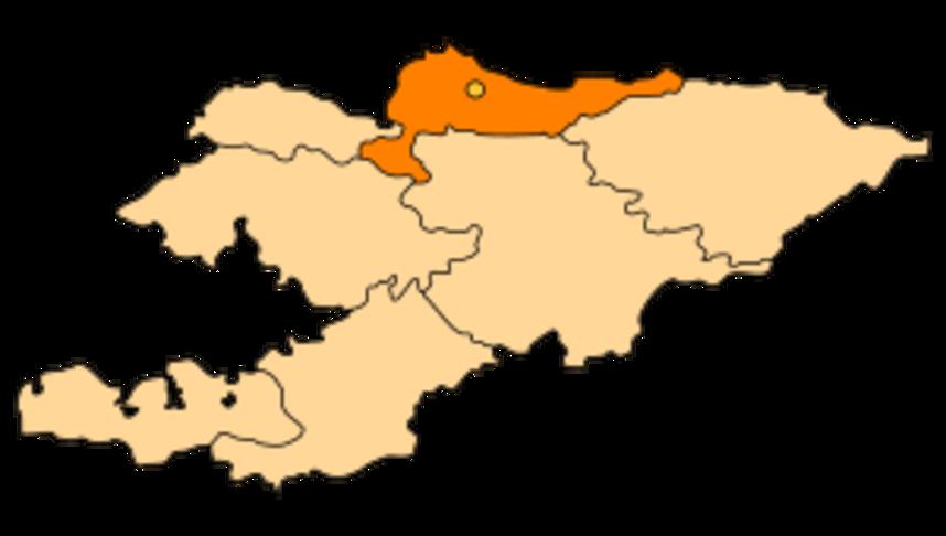 Определение приоритетов в Чуйской области