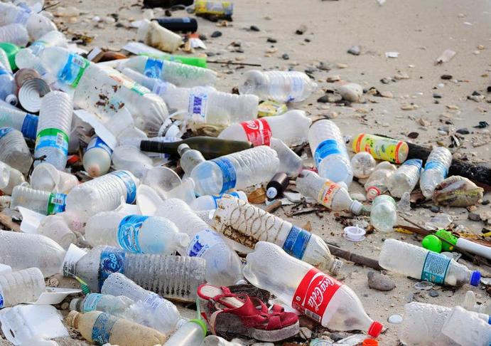 Ban Plastic Bottles in School!