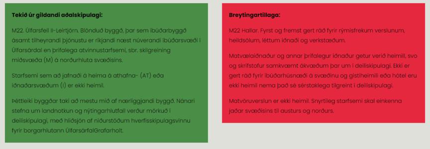 Stækka íbúabyggð í norð-, norðvestur - Auglýsa lóðir