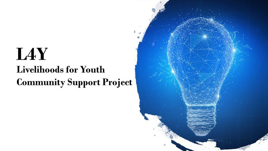 Занятость для молодежи программы поддержки сообществ (L4Y)