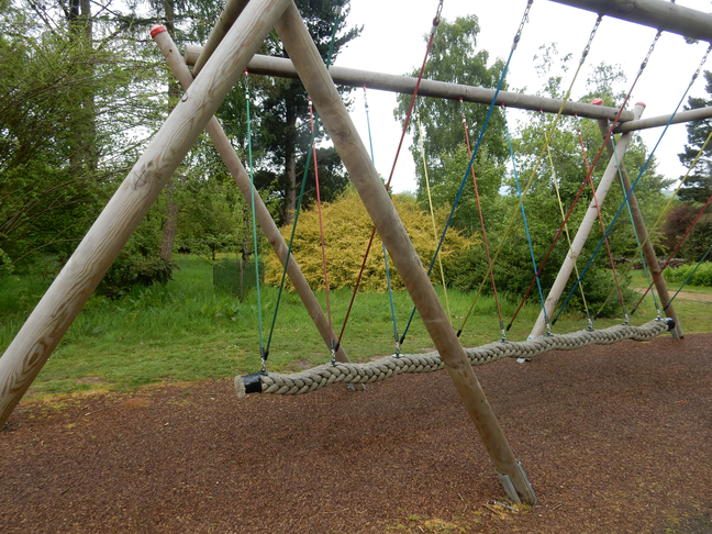 A swing for adults