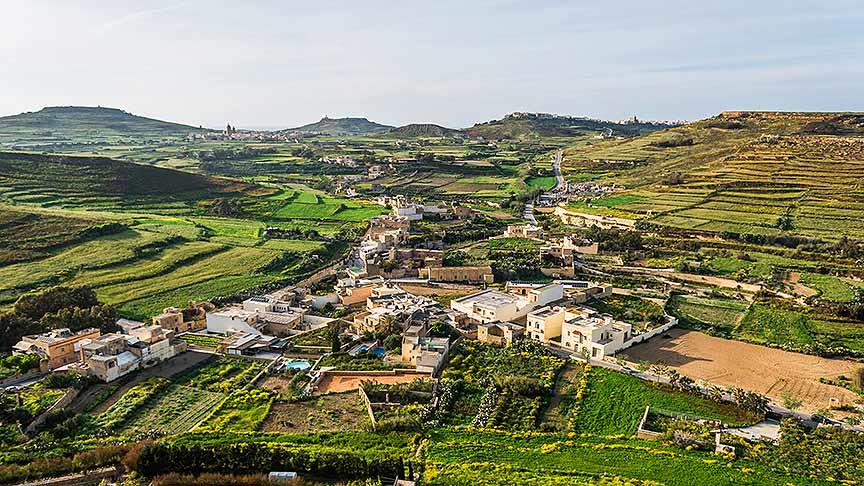 Establish Gozo Regional Development Agency (GRDA)