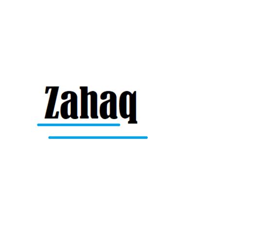 Zahaq
