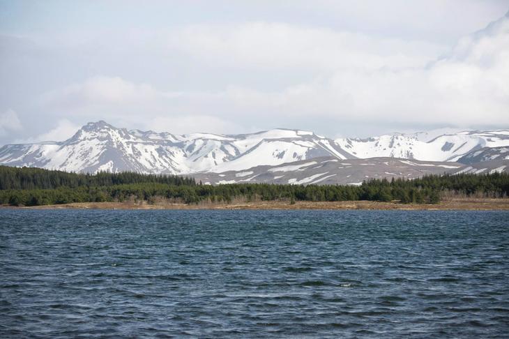 Hljóðvarnir við Rauðavatn