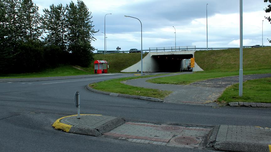 Bæta gönguleiðir milli Ártúnsholts og Ártúnshöfða