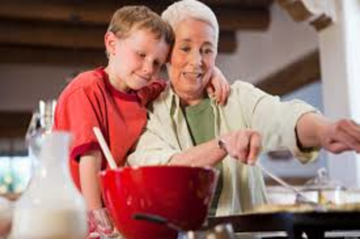 Compensation for Grandparents who take care of Grandkids