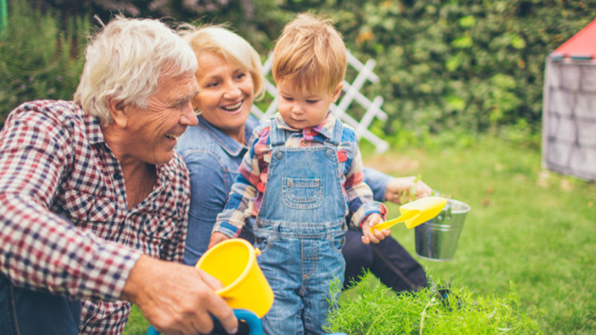 Working grandparents to share parental leave