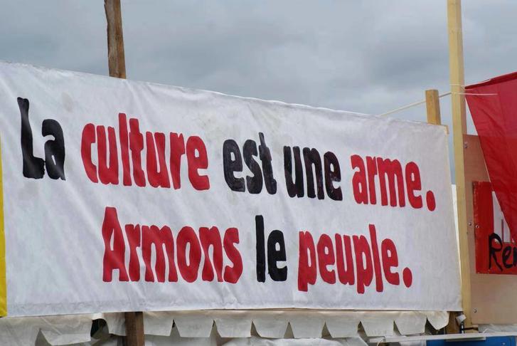 Une ville avec une vraie politique culturelle