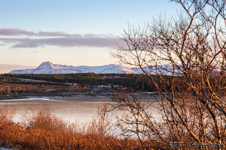 Bæjarperlan Rauðavatn