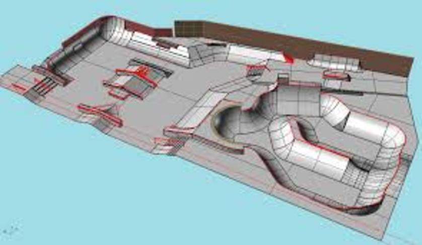 New SkateParks/Plazas