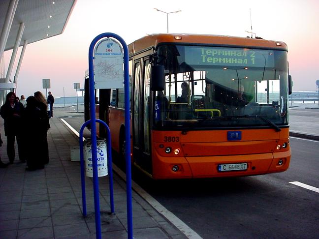 Концесия за транспорта на превозен пътник
