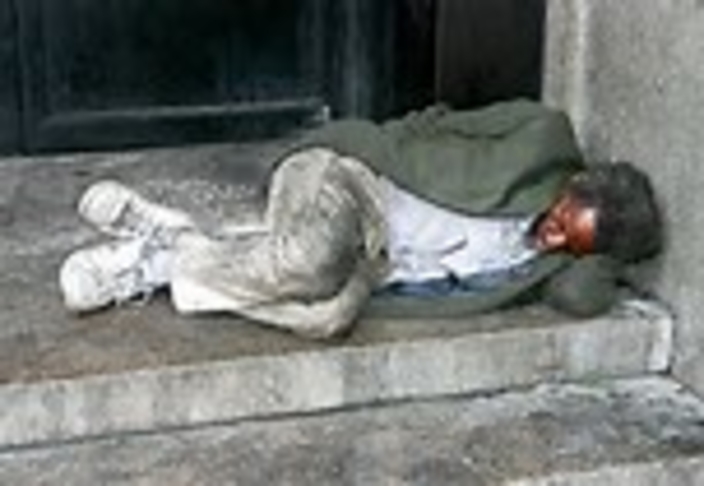 Accomodation for homeless people