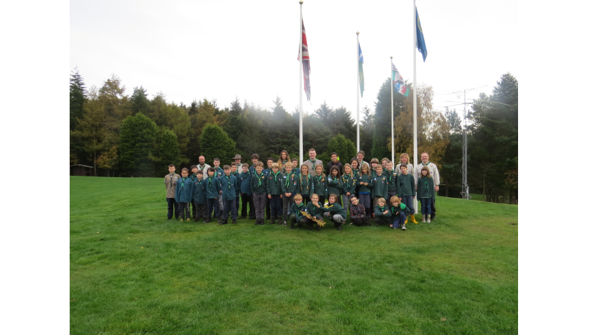 154 NE Scouts - Learn New Life Skills Outdoors £500
