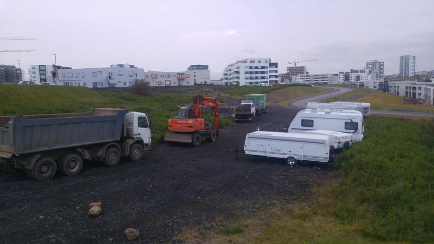 Laga aðkomu að Þingahverfi