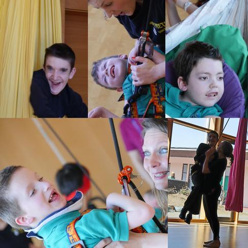 Waterbaby Dance Community Aerial Workshops
