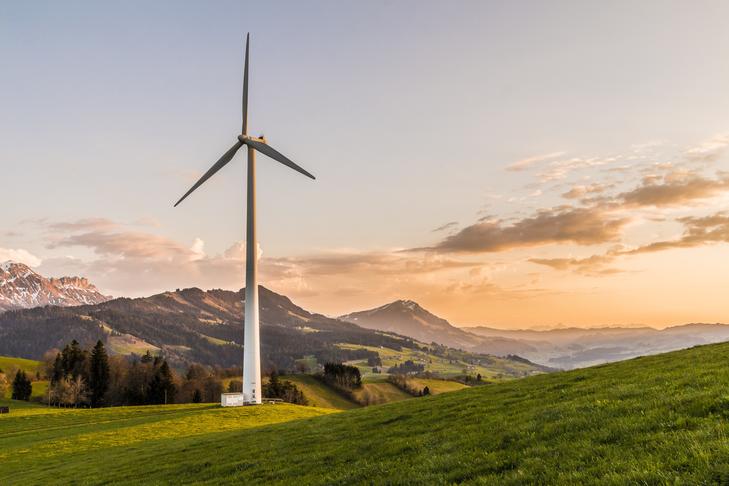 Einkauf regenerativer Energien für Verwaltung / Server