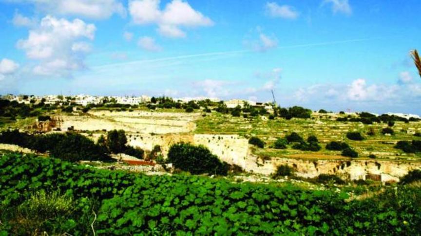 Safeguarding Wied Ghomor