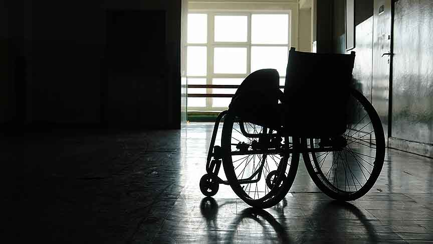 Automatic recognition of disabilities from birth