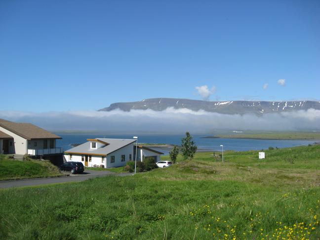 Setja upp sameiginlegan kartöflu - grænmetisgarð.