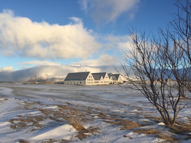 Menningamiðstöð að Korpúlfstoðum