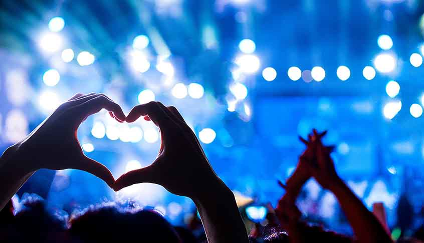 Promote music tourism