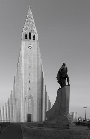 Leifur Eiríksson – bæta lýsingu