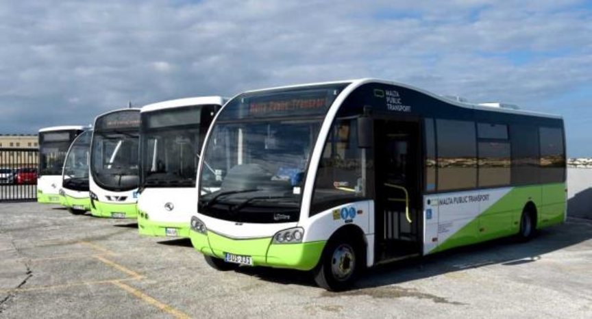 Free Wi-Fi on Public Transport