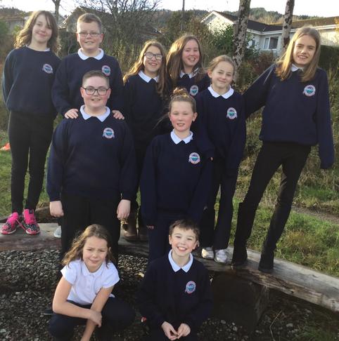 Drama group visit for Ardrishaig Primary School & ELC
