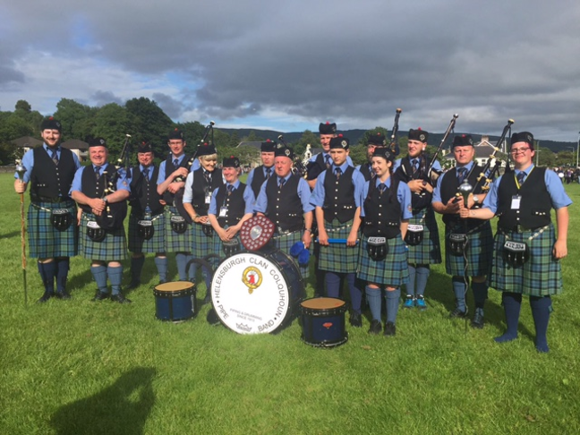 Bicentenary Pipe Band Championships