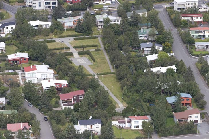 Fjölskylduvænni Hlíðargarður